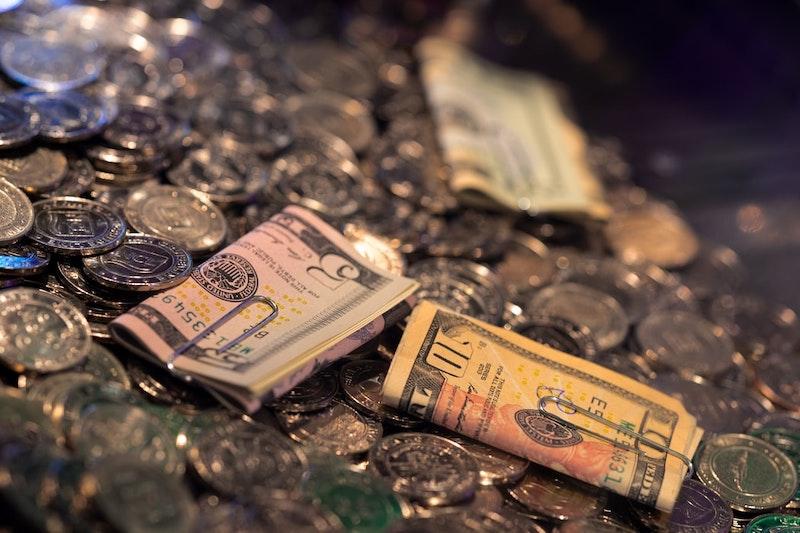 出金するお金